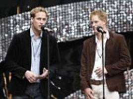 prince william and harry rule out concert to mark 20th anniversary of diana's death