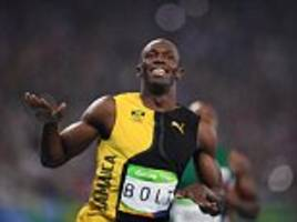 manchester united fan usain bolt calls in-house station mutv to give opinion on dramatic win over middlesbrough