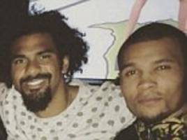 'ronda rousey just got knocked out conclusively!' david haye and chris eubank jnr react to amanda nunes winwith jamie foxx and jeremy piven