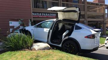 tesla sued over model x spontaneous acceleration