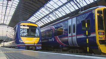 damaged cables lead to train disruption