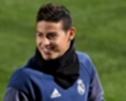 james is staying at real madrid, says father