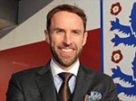 gareth southgate to take inspiration from england's rugby world cup-winning team as he targets no 1 ranking with the three lions
