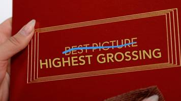 and the winner for highest-grossing film of the year is ...