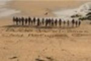 how a group of people in cornwall are welcoming war-ravaged...