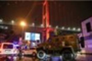 40 people including 15 foreign nationals killed in istanbul...