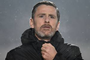 queen of the south 0 ayr united 0: gary naysmith vows to make signings as winless run goes on