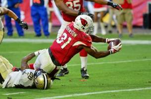 arizona cardinals: david johnson sprained mcl, won't need surgery