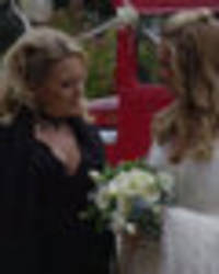 did you notice this about ronnie and jack's wedding scene?