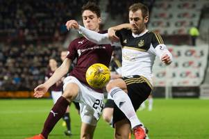 aberdeen face battle to keep niall mcginn amidst hearts interest
