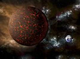 conspiracy theorist claims mysterious planet nibiru will smash into earth