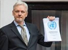 julian assange says he is '1,000% confident' russia was not the source for hacked emails