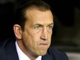 gillingham sack justin edinburgh as league one side languish in 17th spot