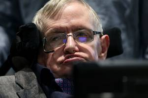 as he approaches his 75th birthday, stephen hawking is described as 'a unique star'