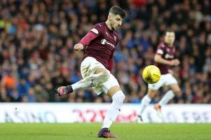 hearts star callum paterson cruelly denied epl move to west ham