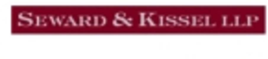 seward & kissel llp announces two new partners, three new counsel