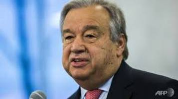 antonio guterres urges all nations to come together to solve world's terrible problems