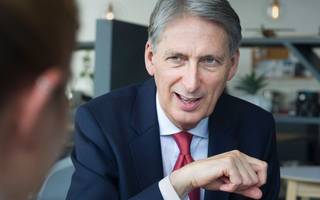 hammond visits gulf to bolster uk's middle east charm offensive