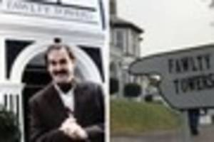 fawlty towers, set in torquay, named as comedians favourite...
