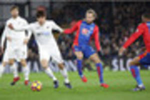 'fortress selhurst erupted into civil war - crystal palace are in...