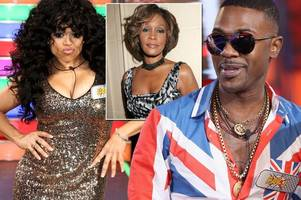 celebrity big brother: what happened between stacy francis, ray j and whitney houston?
