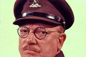 'don't tell him, pike': dad's army classic voted britain's favourite one-liner