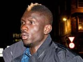celtic new boy kouassi eboue could miss out on dubai training camp as he awaits work permit for £2.8m move