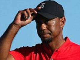tiger woods admits he wasn't sure he would ever play competitive golf again as former world no 1 targets 107th win