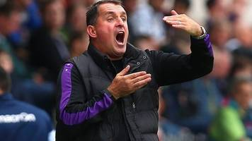 fa cup: martin allen says he considered quitting over heart problem