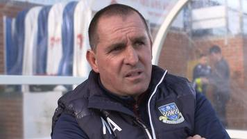 heart condition nearly forced me to quit football - martin allen