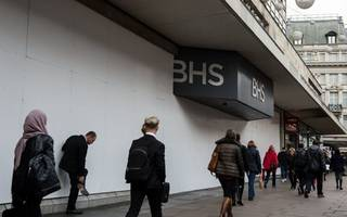 professional advisers cash in on the carcass of bhs