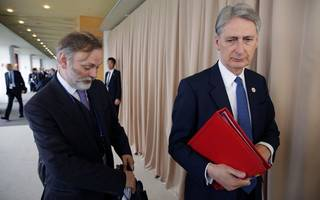 six things we know about the uk's new ambassador to the eu