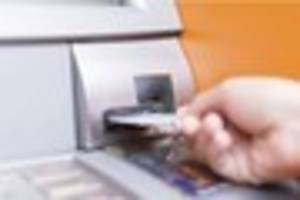 new all-time record set for cash machine withdrawals in one day