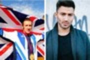 olympic gold medalist bradley wiggins set to join jake quickenden...