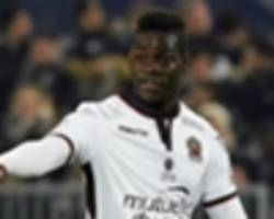 balotelli banned after red against bordeaux
