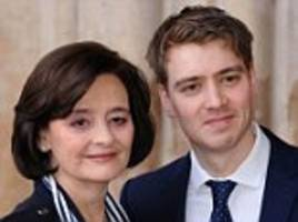 i want a socially motivated career, says euan: tony blair's eldest son quits city to recruit apprentices (but he's still got his property empire to fall back on)