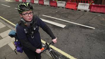 courier wins employment rights case against city sprint
