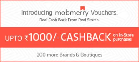 mobmerry launches walk-in cashback vouchers to incentivize in-store shopping