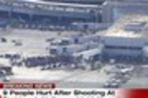 'multiple people dead' as gunman opens fire at florida airport