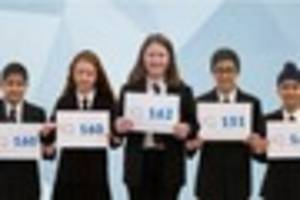 genius iq results for walsall students with one outsmarting...