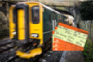 great western railway train inspectors told to catch 28 fare...
