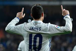 real madrid ace james rodriguez finally showed zizou what he can bring to earn a new beginning at the bernabéu