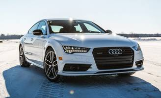 2017 audi a7 review: competition model caps a good run