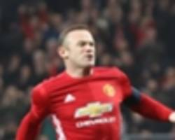 which goal is rooney's best for manchester united?