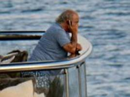 yacht builder disowns philip green's £100m controversial lionheart boat