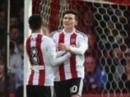 brentford 5-1 eastleigh: tom field scores twice as bees make it an unhappy return for martin allen