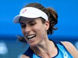jo konta aims for australian open repeat as laura robson bids to join her in melbourne via the qualifiers