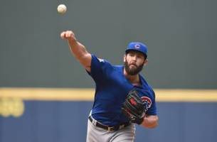 chicago cubs: jake arrieta's tale of two halves in 2016