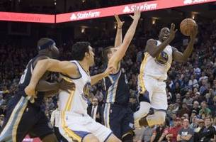 Draymond Green frustrated with Kevin Durant after Warriors collapse vs. Grizzlies (Video)