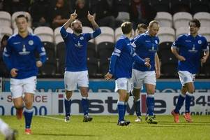 st mirren 0 queen of the south 3 as the buddies are cut further adrift at the foot of the scottish championship - 3 things we learned